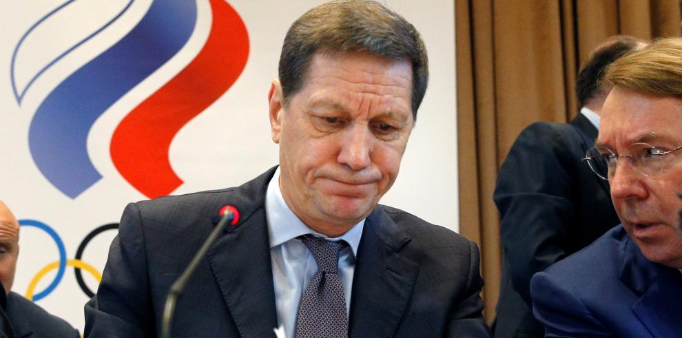 Asamblea Olímpica rusa apoya participación en JJOO con bandera neutral