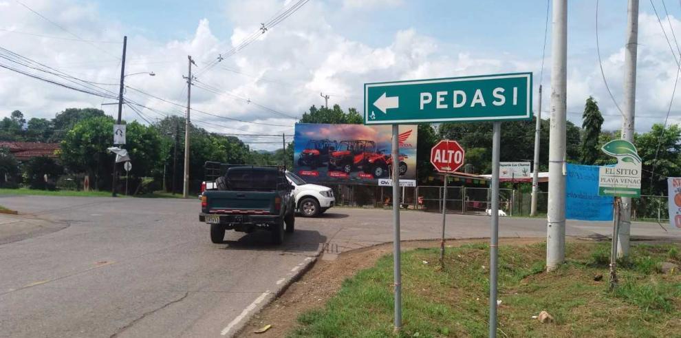MOP inician trabajos sobre proyecto carretera Las Tablas-Pedasí