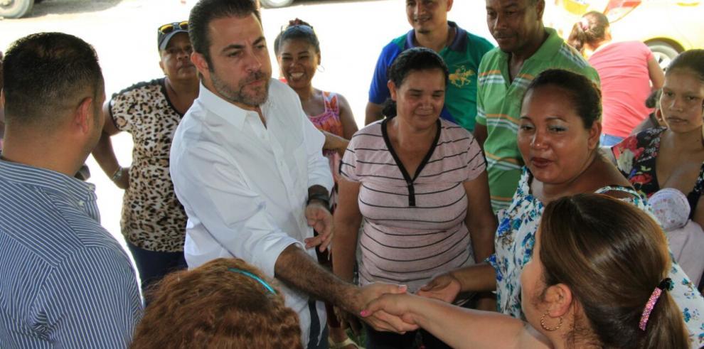 Miviot legaliza segundo asentamiento informal en Chepo