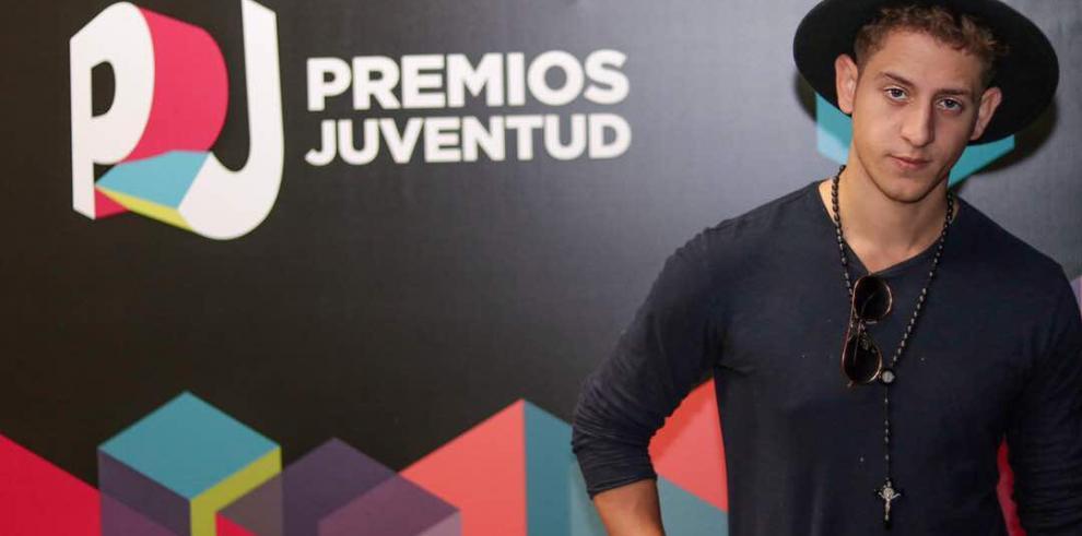 Gian Varela, invitado a los Premios Juventud