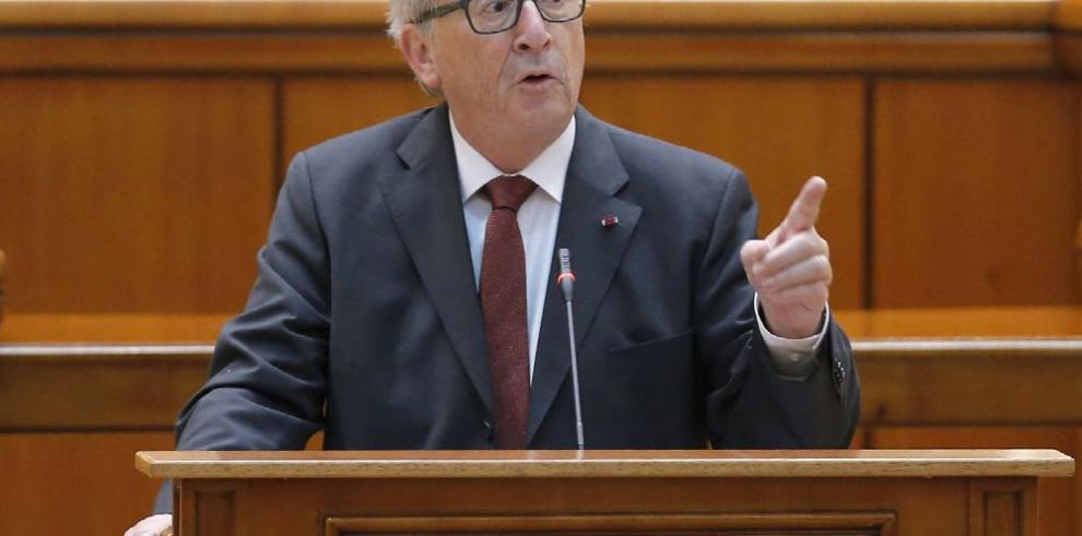 Juncker y Tusk recibirán al presidente de Turquía