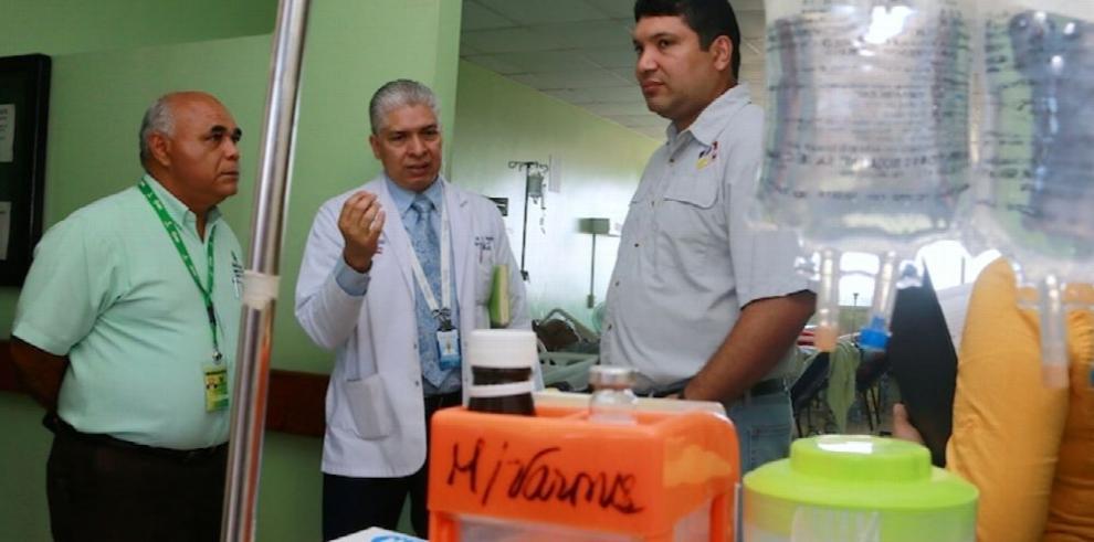 Hospital Nicolás Solano está en 'completo deterioro'