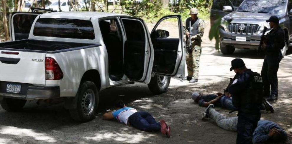Gobierno sale a retar al crimen organizado y la violencia general