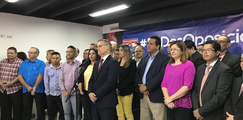 PRD pide que se investigue al presidente Varela