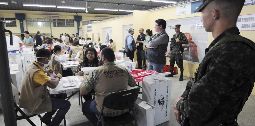 Gobiernos de 7 países latinoamericanos apoyan recuento de actas en Honduras