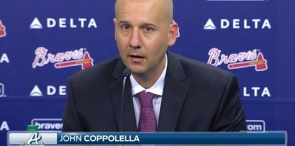 John Coppolella, de Bravos, 'desgraciado y humillado'