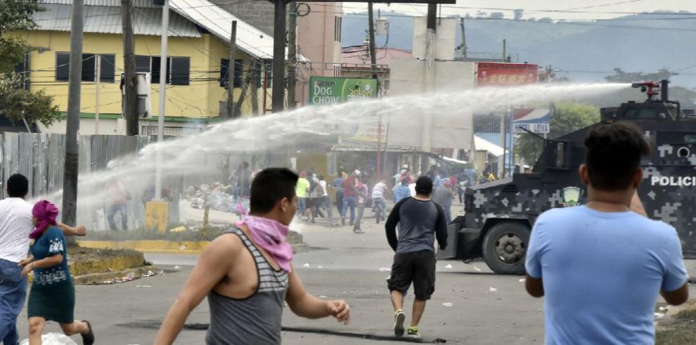 Protestas en Honduras dejan 13 muertos, dice ONG