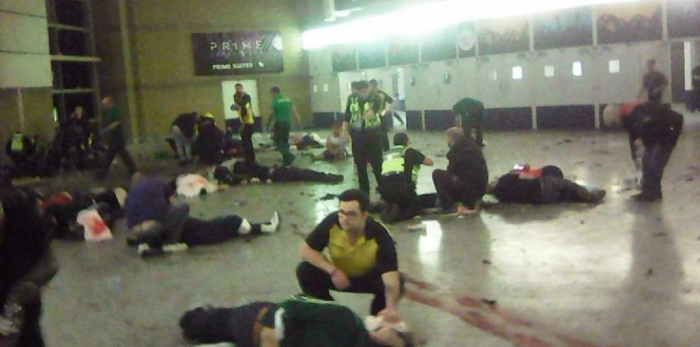 Sospechan que bombazo en Manchester fue planeado por red