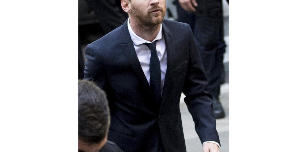 El Supremo mantiene la condena a Messi por delito fiscal