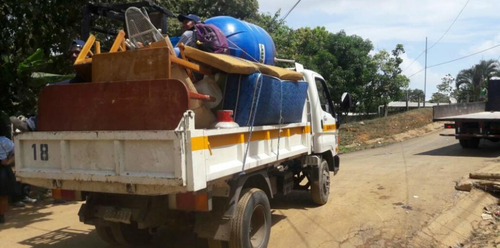 Gobierno ha atendido a 195 familias invasoras de Cerro Galera