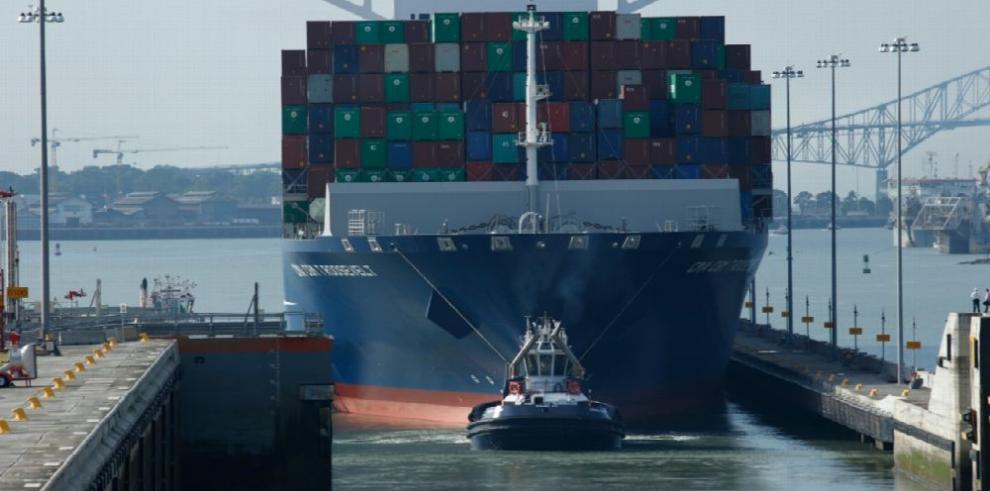 Fitch Ratings reafirma calificación 'A' del Canal de Panamá