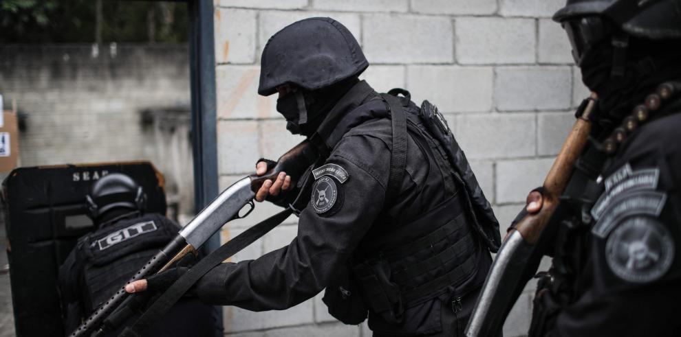 GIT: la unidad de élite que todos temen en las cárceles de Brasil
