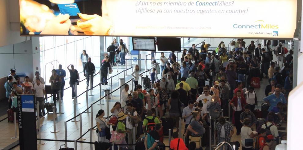 Conozca los principales destinos de los viajeros que se movilizaron este jueves