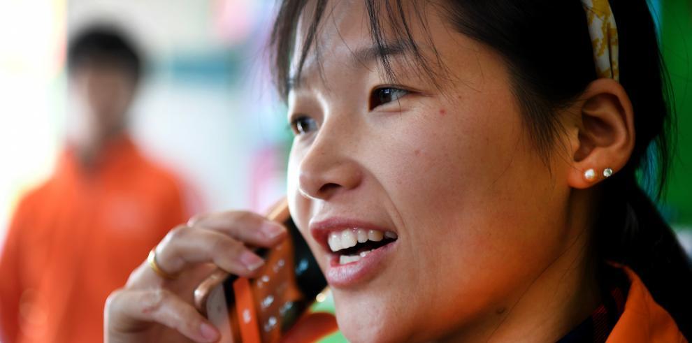 China produce más de 1.200 millones de teléfonos móviles en ocho meses