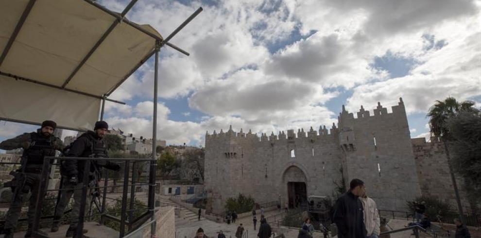 Ejército israelí despliega refuerzos en Cisjordania tras el discurso de Trump