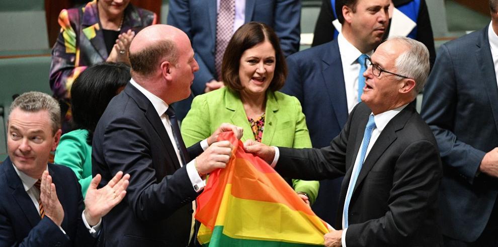Asutralia se suma a la legalización del matrimonio gay
