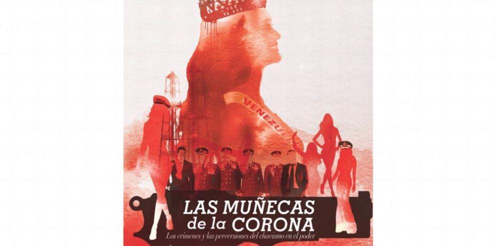 Chávez y Maduro, los personajes de 'Las muñecas de la corona'