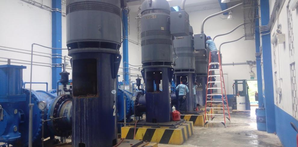 Idaan concluye reparación de daños en planta de Chilibre