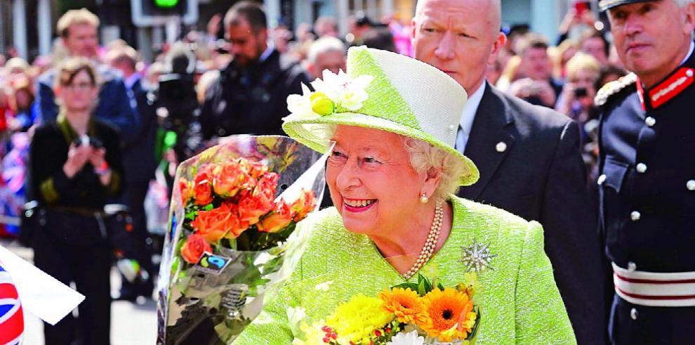 Isabel II es una 'monarca espectacular'
