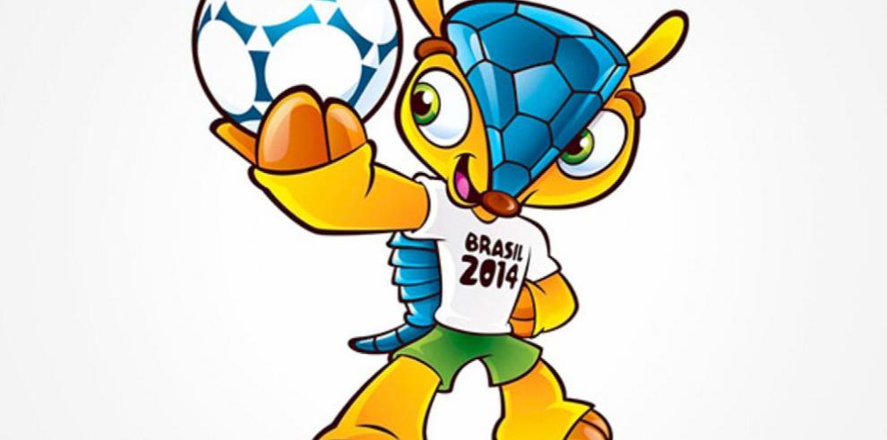 Evolución de las mascotas del Mundial de Fútbol