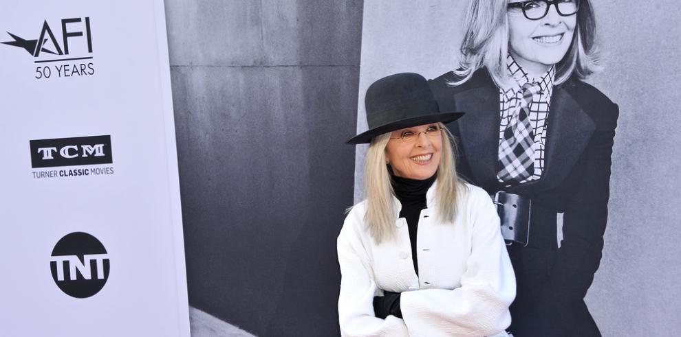 Diane Keaton: 'Necesito trabajar. Sin mi rutina, estaría en problemas'