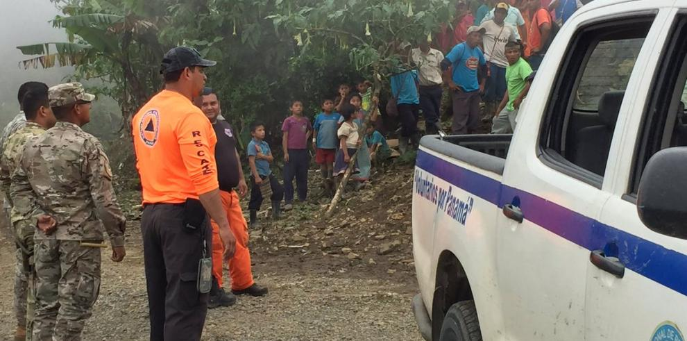 Tormenta Nate deja un saldo de 4mil 975 afectados en Panamá