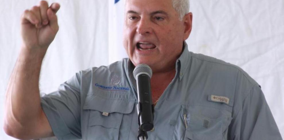 TI lamenta que EE.UU. no haya sancionado al expresidente Martinelli