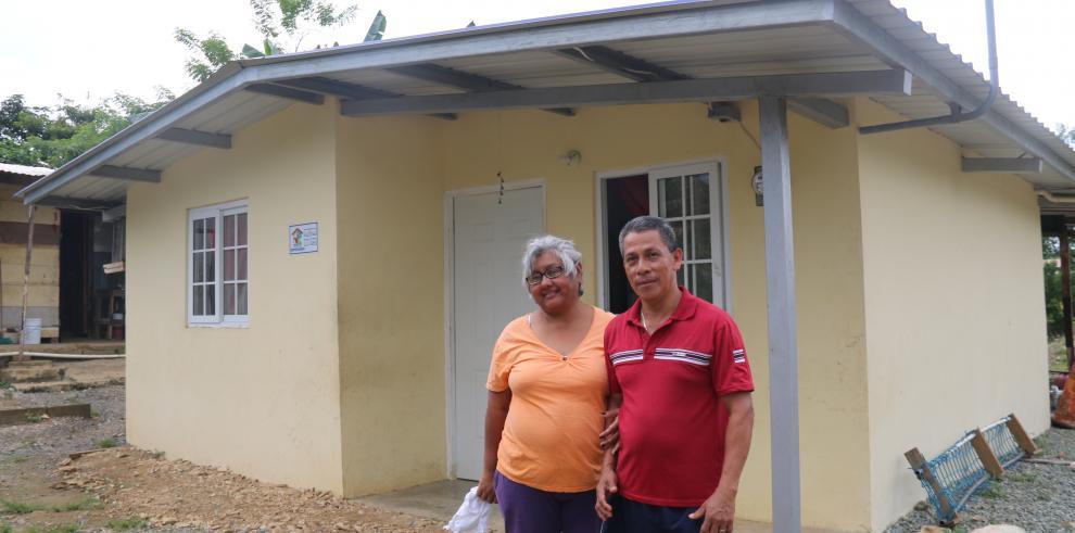 Miviot informóque techos de esperanza le dio respuestas a 155 familias