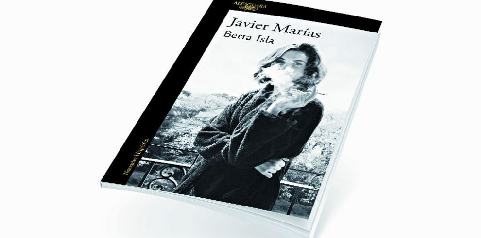 Berta Isla consolida a Javier Marías