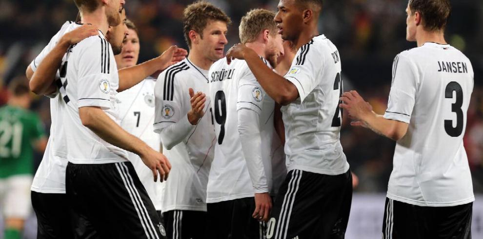 Alemania cierra 2017 a la cabeza del ránking FIFA