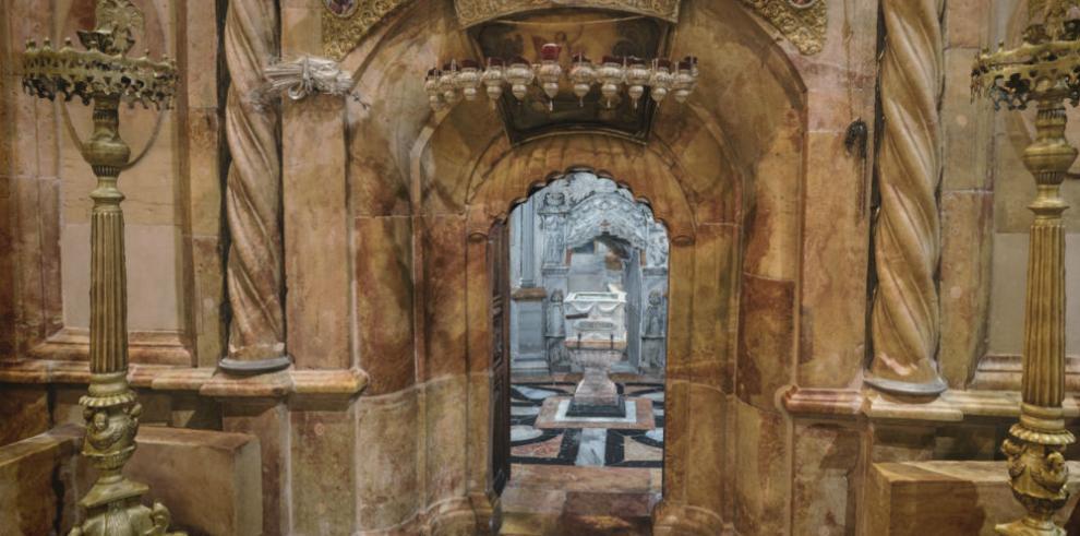 National Geographic documenta misterios del sepulcro de Jesucristo