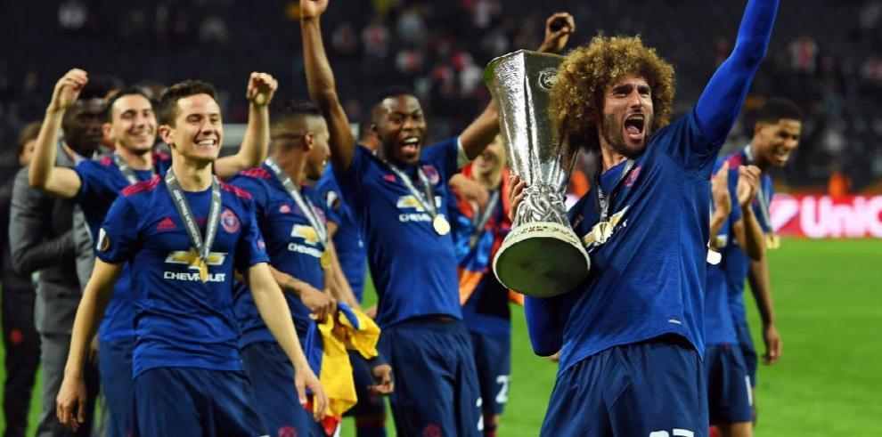 El M. United logra el título que le faltaba