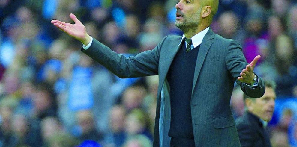 Guardiola: 'En 50 años se hablará de la hazaña del Leicester'