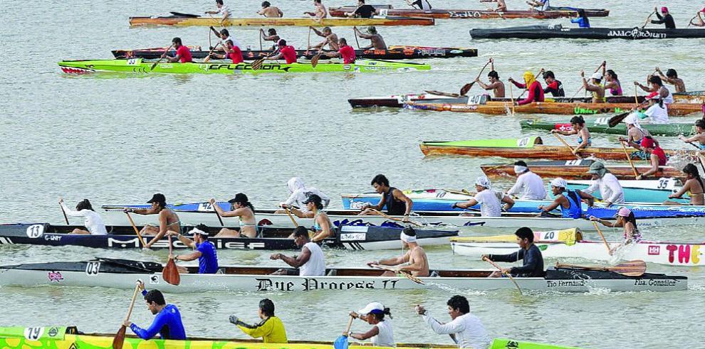 Copa Cable Onda Sports, IV válida del Cayuco Race
