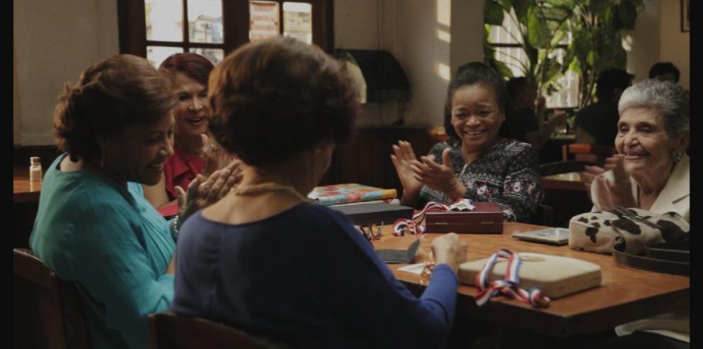 La 'mujer fuerte' de Panamá en el cine