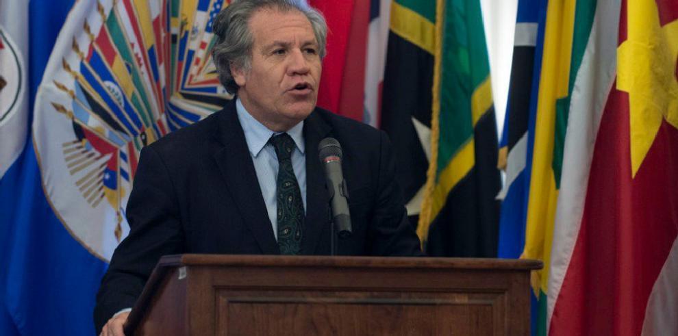 OEA evaluará posibles vías de presión entorno a la situación de Venezuela