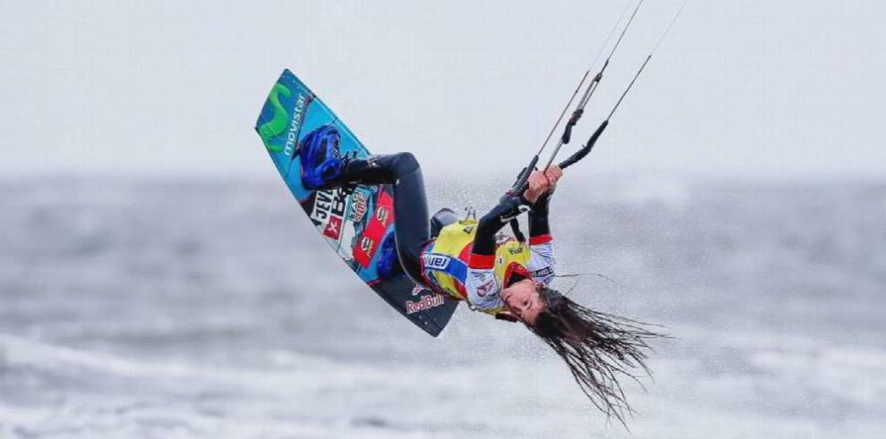 Gisela Pulido, una atleta sorprendente