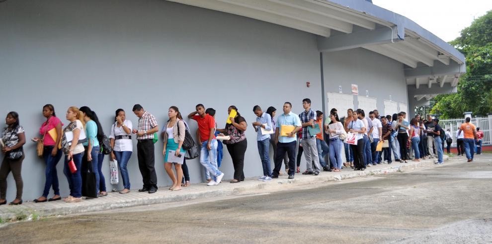 Feria de empleo ofrece 500 vacantes en entidades públicas de Panamá