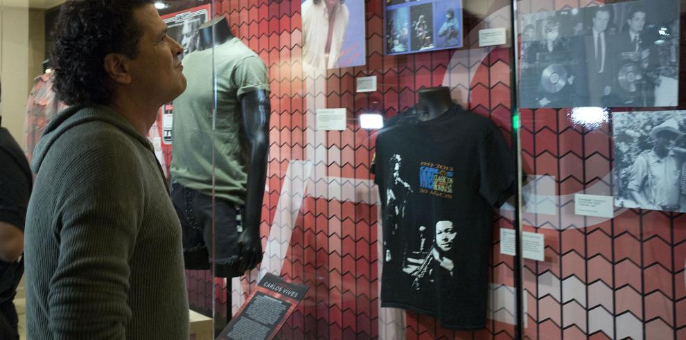 Museo de los Grammy acoge una exposición sobre la vida y obra de Carlos Vives