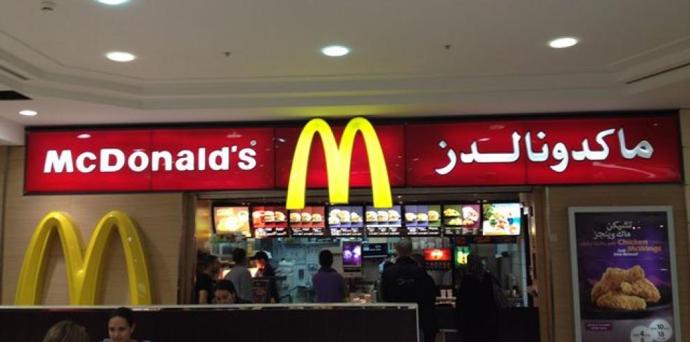 McDonalds:apertura de restaurante en Sáhara es decisión puramente empresarial