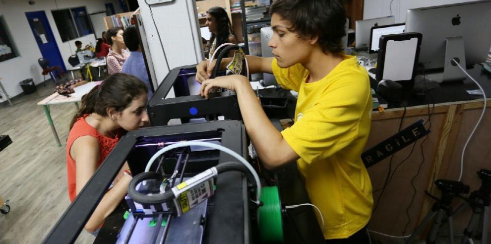 Un laboratorio escolar para el futuro