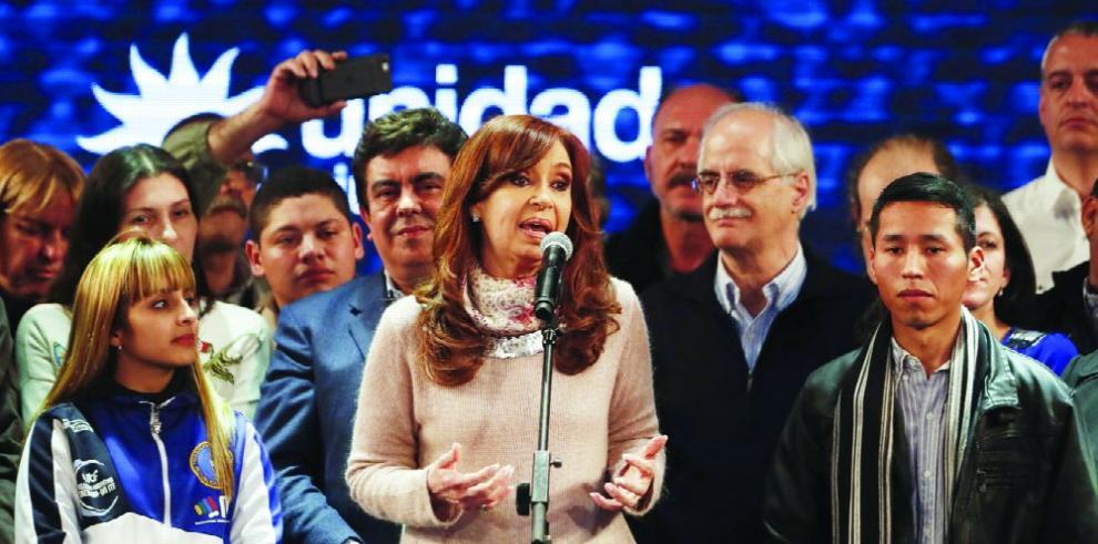 Primarias argentinas arrojan un 'empate técnico'