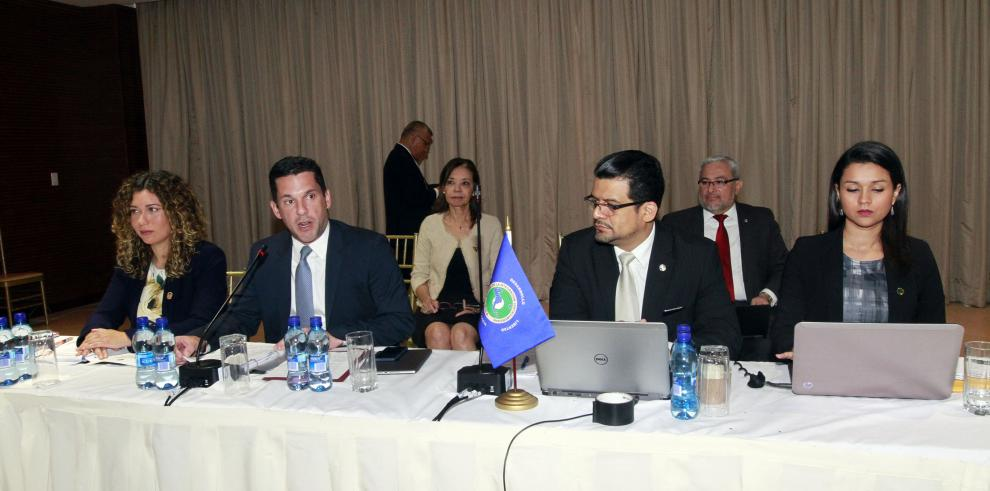 Panamá reitera el compromiso con el Sistema deIntegración Centroamericana