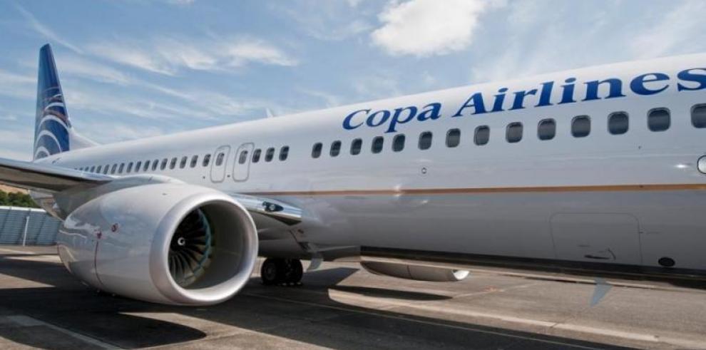 Copa Airlines dice que se está quedando