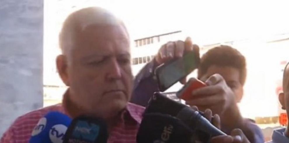 Mario Martinelli y 'Pepe' Suárez retoman indagatoria por caso Odebrecht