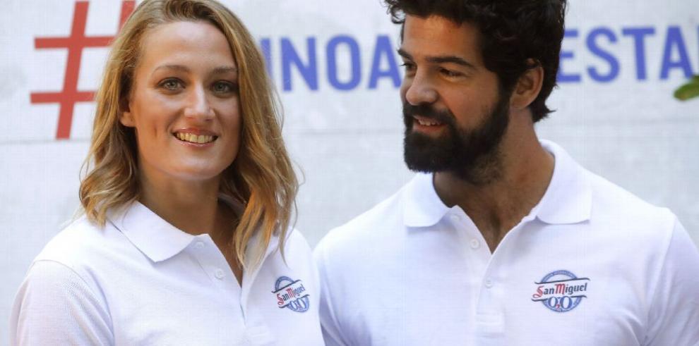 Mireia Belmonte va por la dorada en el mundial de natación