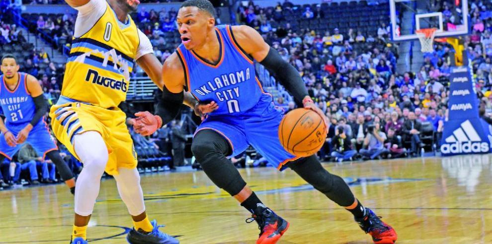 Por qué Westbrook debe ser el MVP de la liga este año