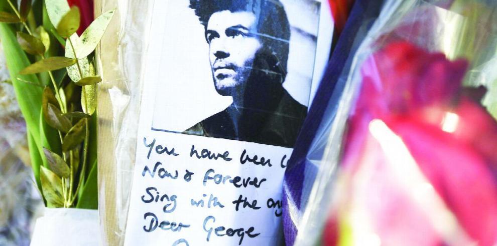 Vigilarán la tumba de George Michael