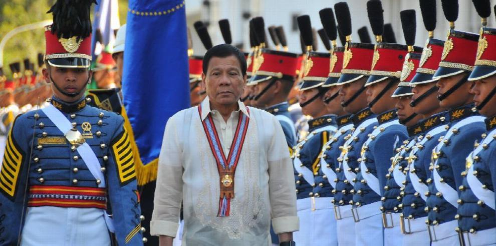 Duterte: empresas mineras financian la desestabilización del gobierno