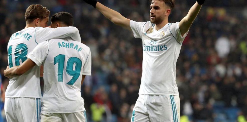 Madrid sufre, pero clasifica a octavos de la Copa del Rey